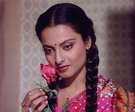 biography hindi actress rekha 9 south indian beauties who rocked bollywood jfw just