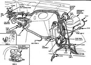 ford f 150 starter solenoid wiring diagram besides 1988