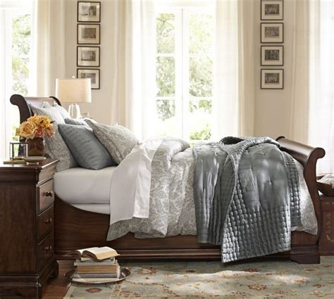 pottery barn bedding damask duvet cover sham smoke gray pottery barn home silk