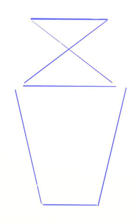 How To Draw A Vase Step By Step by How To Draw A Vase Yedraw