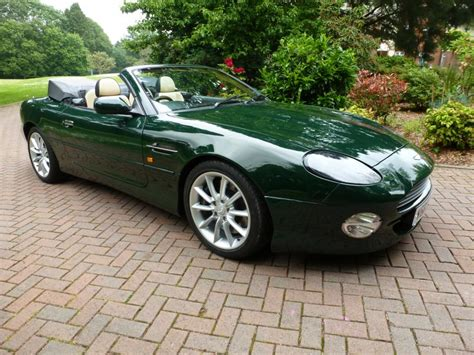 Aston Martin Db7 Vantage Volante For Sale From Adrian