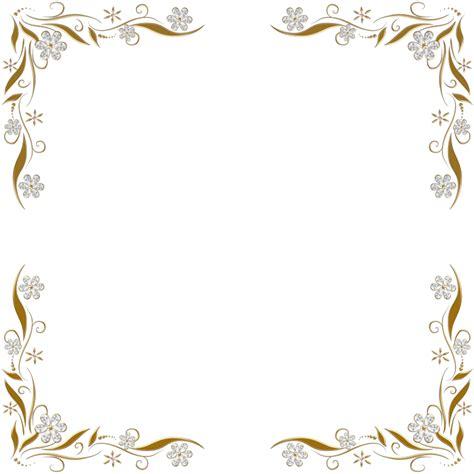 design expert 7 gratis 7 bellos bordes dorados para fotos gratis en png marcos