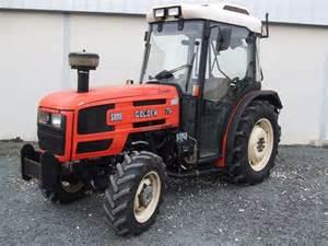 Tracteurs viticoles - tous les fournisseurs - tracteur viticulture ... Hc110