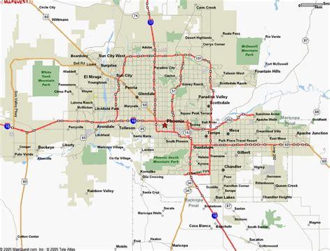 usa arizona map map of arizona maps