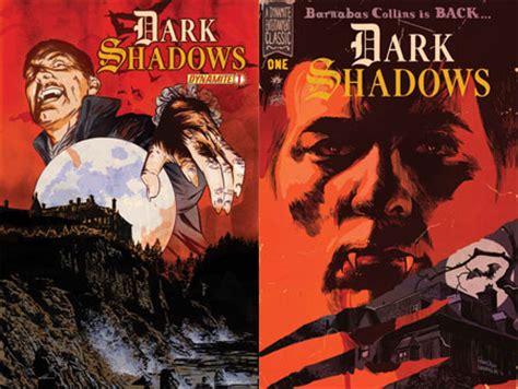 Draco Tavern dynamite entertainment presents shadows comic book