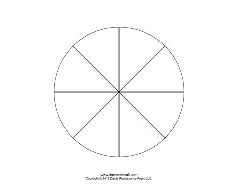 printable blank circle graphs circle graph template world of printable and chart