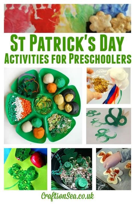 activities for s day st patricks day activities for preschoolers tuesday
