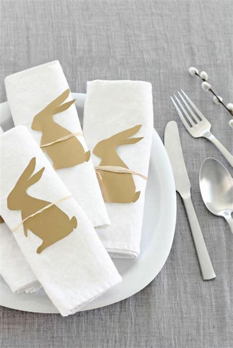 Servietten Falten Ostern Tischdeko by Bestecktasche Basteln Und Die Festliche Tischdeko Zu