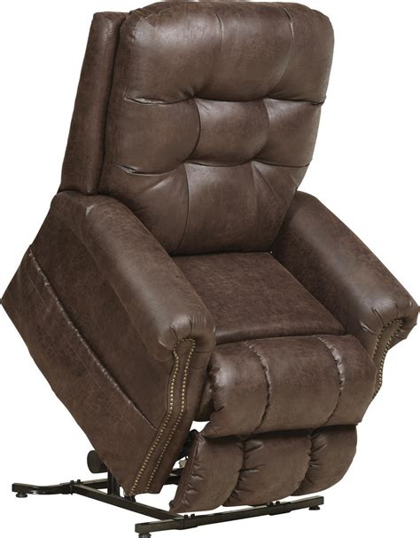 catnapper massage recliner catnapper ramsey power lift lay flat recliner with heat