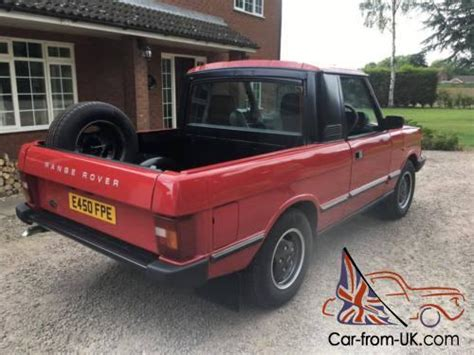 range rover truck conversion 1987 range rover up truck conversion 3 5 v8