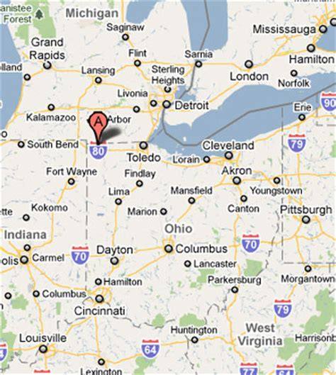 michigan ohio indiana map – bnhspine.com
