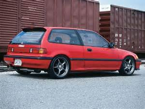 88 Honda Civic Hatchback 1991 Honda Civic Hatchback Si