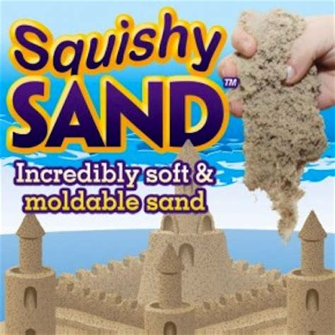 Squishy Sand Mainan Pasir Moldable Sand Toys toys on tv commercials