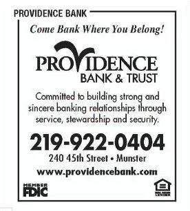 bank of commerce and trust providence bank trust in munster in 46321
