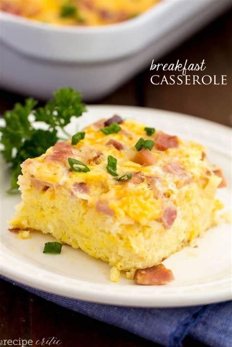 the best breakfast casserole the recipe critic mastercook