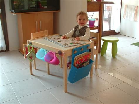 15 cool diy tables from ikea kidsomania
