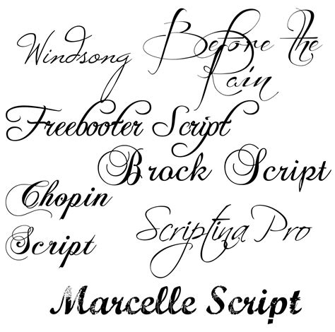 printable text fonts fancy fonts alphabet letters