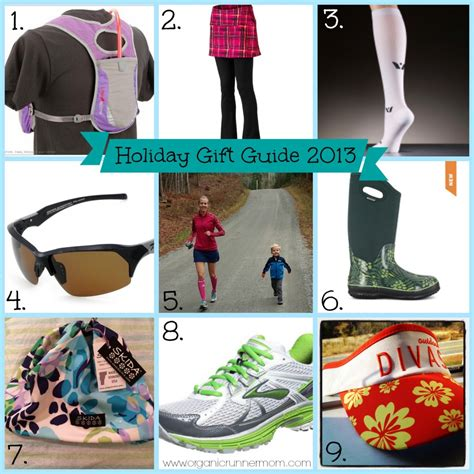 organic runner mom s holiday gift guide for runners and