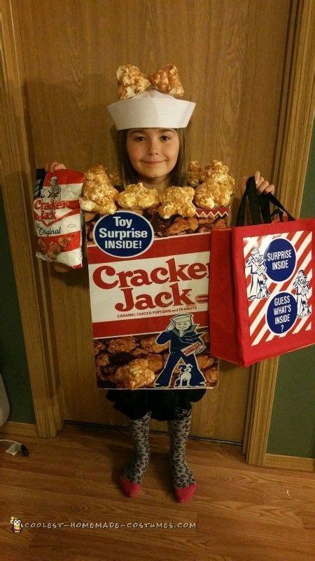 cracker jack cool baseball halloween costume