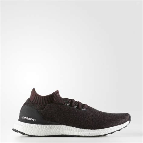 Adidas Ultra Boost Uncaged Burgundy adidas ultra boost uncaged burgundy 99kicks sneaker