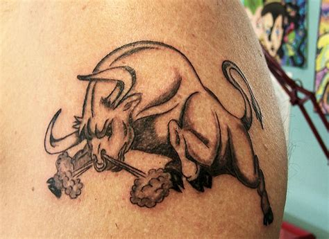 bulls tattoo designs bull images designs