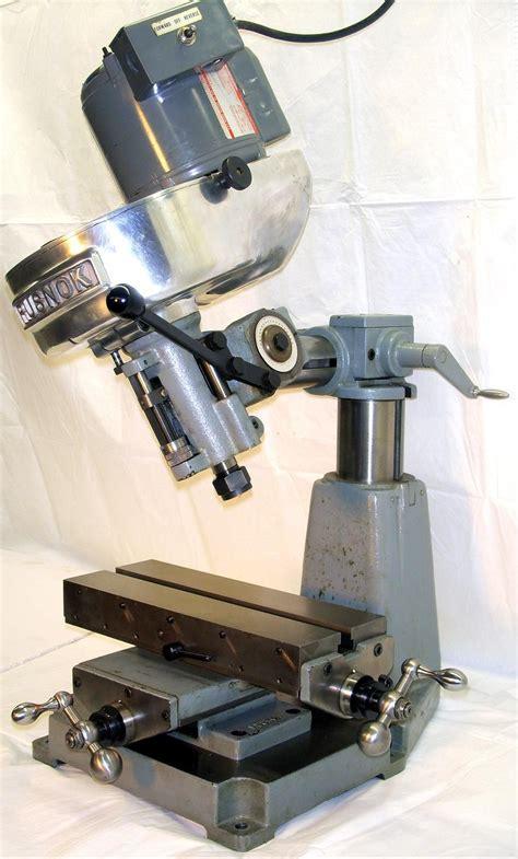 rusnok bench top milling machinesold