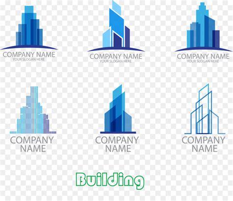 logo vector building  stylish building logo design