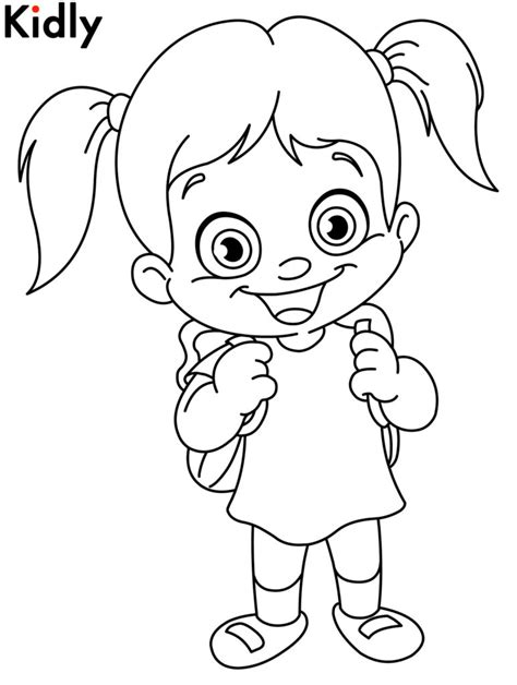 Coloring Pages Girl Coloring Pages Coloring Pages For Coloring Pictures For