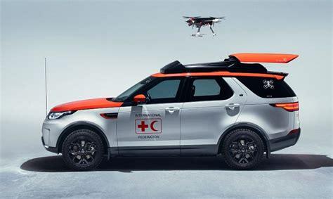 Mobil Rescue keren mobil rescue segala medan ini dilengkapi drone