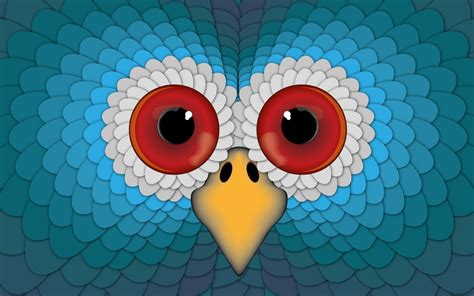 Abstract Owl Wallpaper   owl abstract wallpapers 1280x800 211318