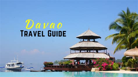 Escape 2 Philippines General Travel Information Throughout | davao travel guide where to stay where to eat and what