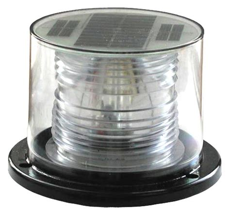 Led Solar Marine Navigation Lights By Mcdermott Marine Solar Lights