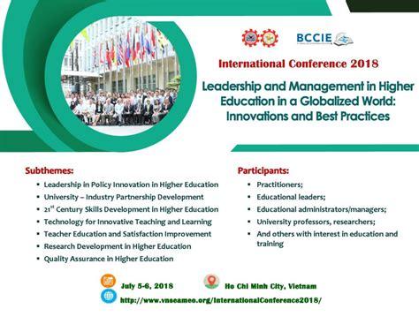 Tiket Regular Seminar Leadership Movement 2018 bccie and seameo retrac joint international conference 2018 bccie