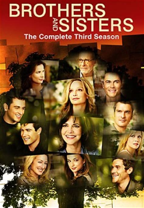 """brothers & sisters"" the complete third season dvd review"