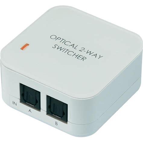 switch lan 2 porte speaka professional 2 porte switch toslink n a 989344 in
