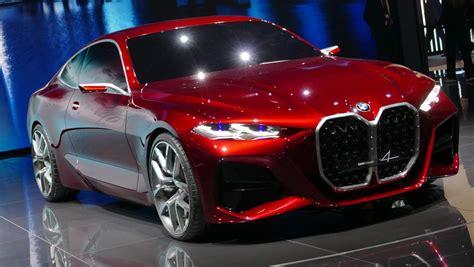 fast perfekt bmw concept  series coupe zur iaa