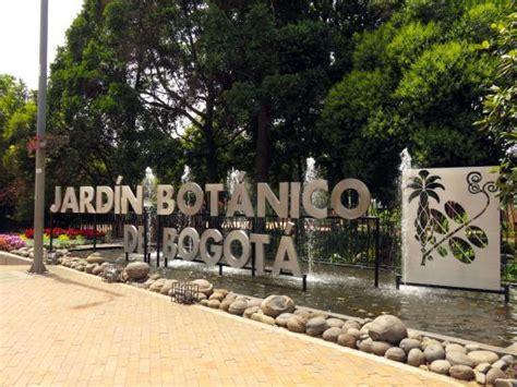 foto de jard 237 n bot 225 nico de bogot 225 jose celestino mutis - Entrada Jardin Botanico Bogota