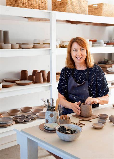 creative collection meet susan simonini  crafts clay