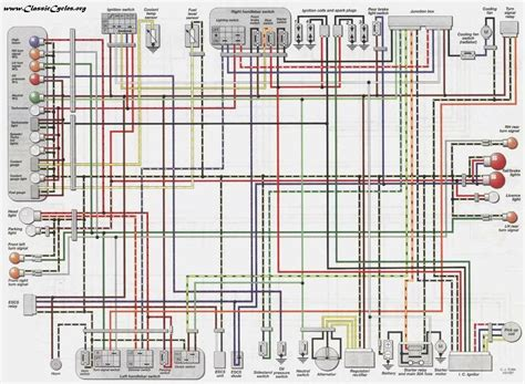 zx9r wiring diagram free wiring diagrams schematics