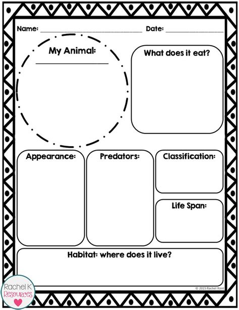 animal research for template 17 best ideas about information report on