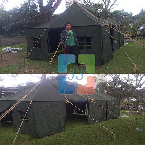 Tenda Komando tenda komando tni pd lima tiga jaya