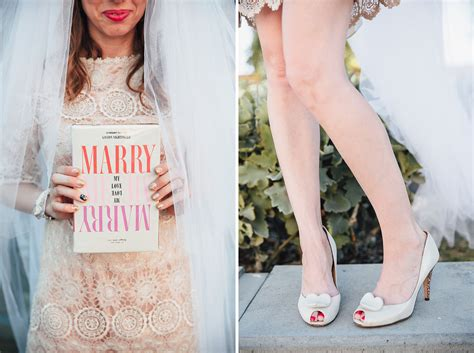 Wedding Shoes Los Angeles by Magical Downtown Los Angeles Wedding Gavin