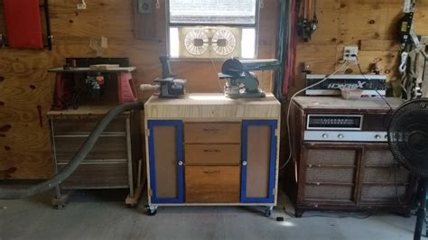 sanding stations for woodworking sanding station before and after by tchara lumberjocks