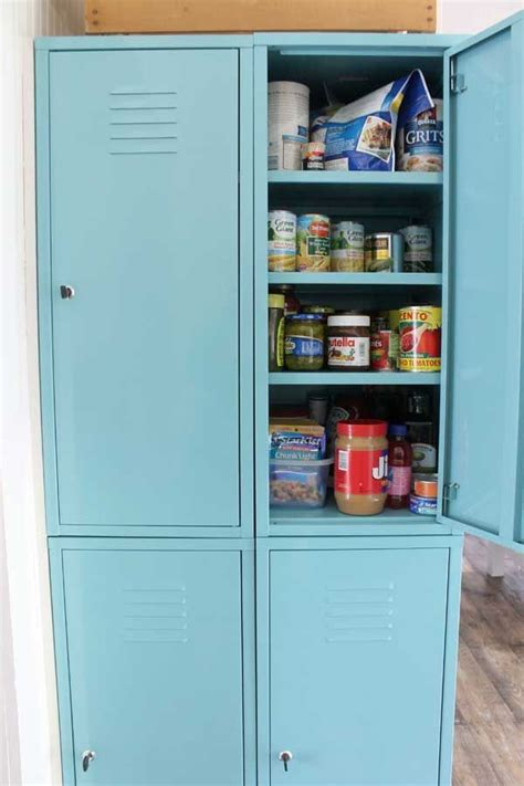 creating a pantry when you don t one standing