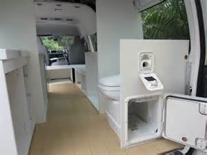 Campervan Bathroom The Campervan Converts