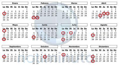 Calendario Bancario 2017 Desde Rubio Jun 237 N T 225 Chira Calendario Bancario Y