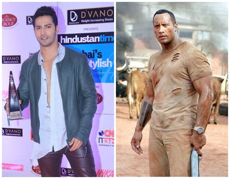 fast and furious 8 varun dhawan when fast and furious 7 star dwayne johnson thanked