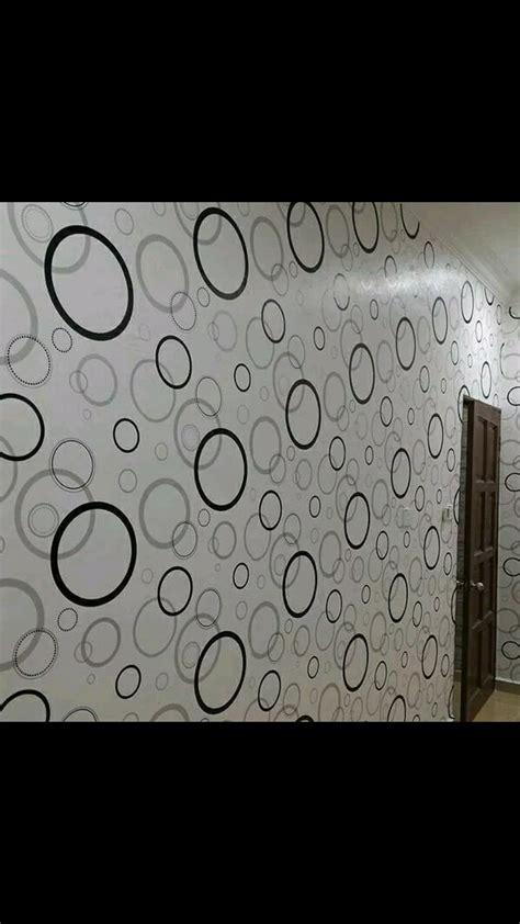 jual walpaper dinding motif bulat  lapak yovan store