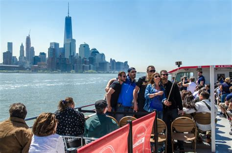 spanish boat ride nyc new on new york s water circle line cruises for summer 2016