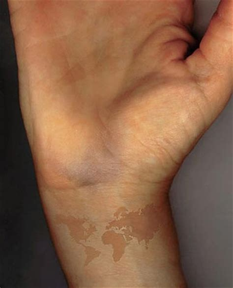 Brown Ink World Tattoo Ideas Central Brown Ink Fade